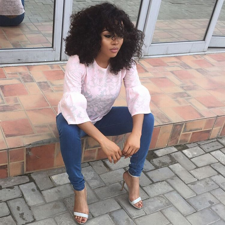 toke makinwa dragged on instagram