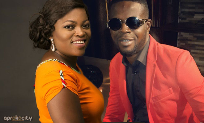 funke akindele ties the knot marries jjc