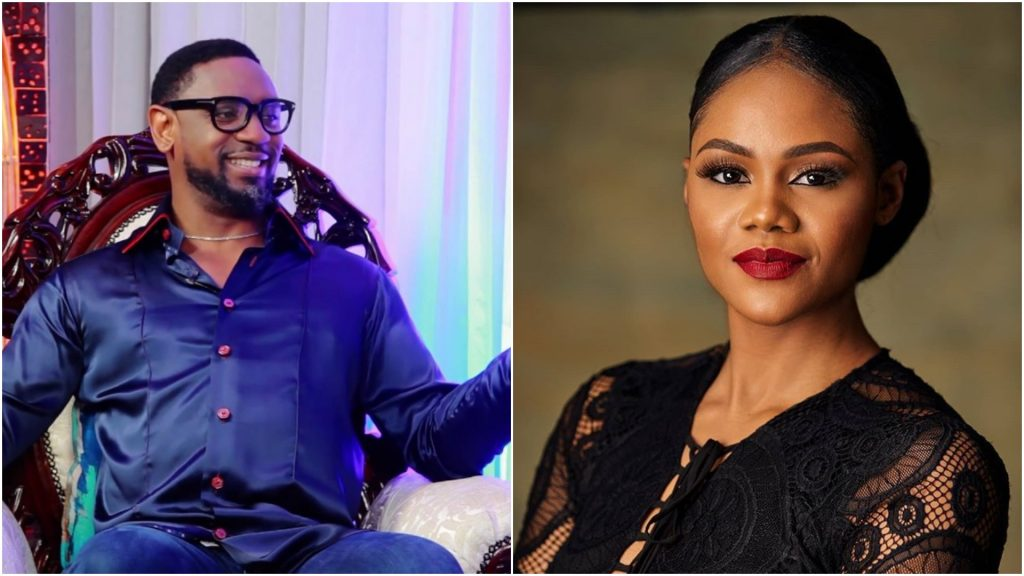 Biodun Fatoyinbo finally reacts to the allegations made by Busola dakolo
