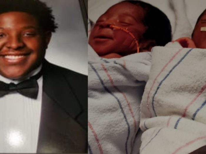 Tyrese Garvin shot after witnessing the birth of his twin babies