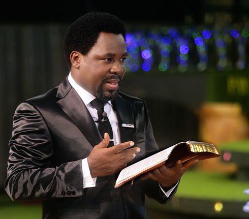 Pastor Tb Joshua replies critics concerning trump's win